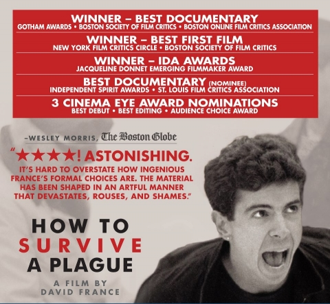 How to Survive a Plague Film Screening