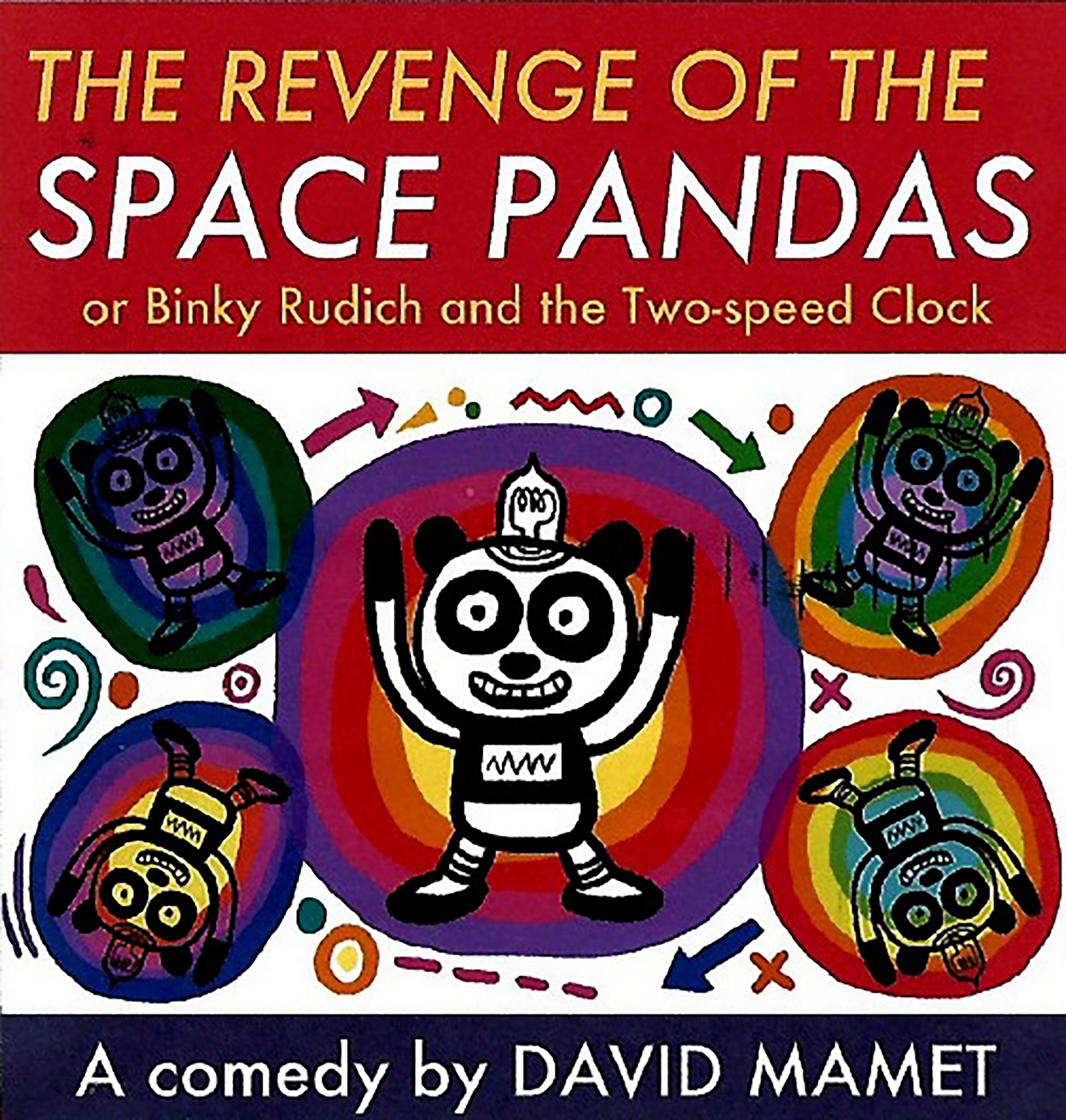 The Revenge of the Space Pandas