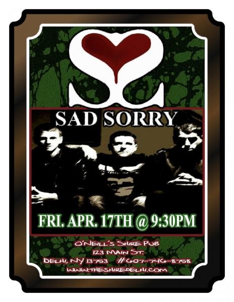 O Neill S Shire Pub Sad Sorry Watershed Post