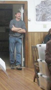 Eric Hofmeister, Town of Shandaken highway superintendent