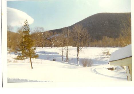 Tycetonkyk mountain