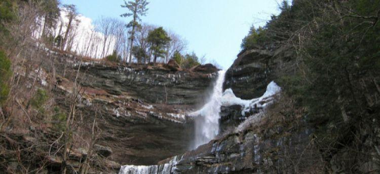 Kaaterskill Falls in 2009