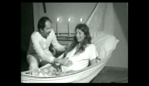 Giving Birth hammock