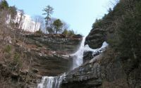Kaaterskill Falls in 2009