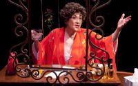 Judy Rosenblatt as Peggy Guggenheim