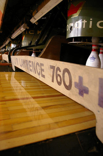 New Brunswick Bowling >> Margaretville Bowl: A '60s time capsule goes on the market   Watershed Post